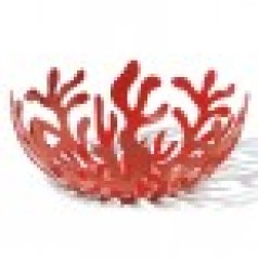 Alessi Mediterraneo 21cm Fruit Bowl - Epoxy Resin Finish
