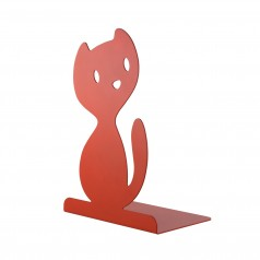 A di Alessi Vigo (Cat) Bookend (Epoxy Resin Finish)