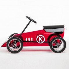 Kartell Discovolante Toy Racing Car