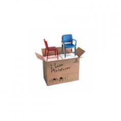 Pedrali Ara 315 & Blitz 640 Chair Miniature (Set of 6)