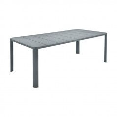 Fermob Oléron Outdoor Metal Table (205x100 cm)