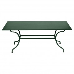 Fermob Romane Rectangular Table (180x100 cm)