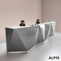 Astonishing Contemporary Reception Furniture Modern Office Desks Home Interior And Landscaping Elinuenasavecom