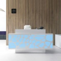 MDD ORGANIC Reception Desk (LOG13G)