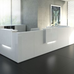 MDD TERA Reception Desk