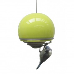 Green&Blue Birdball Belle Bird Feeder