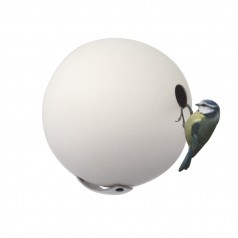 Green&Blue Birdball Wall Mounted Birdhouse