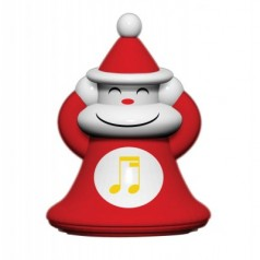 A di Alessi Tingle Bell Christmas Ornament