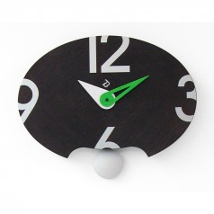 Progetti Point Wall Clock
