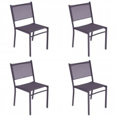 Fermob Costa Dining Chairs (Set of 4)