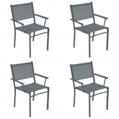 Fermob Costa Armchair (Set of 4 Chairs)