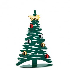Alessi BARK for Christmas Tree Ornament green