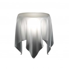 Essey Grand Illusion Ice Matt Side Table