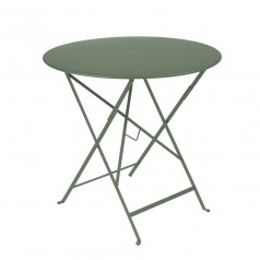 Fermob Bistro 77cm Round Dining Table Folding