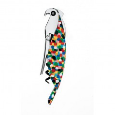 Alessi Parrot Multi-Coloured Corkscrew
