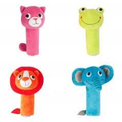 Present Time Squeeze cuddly zoo animal