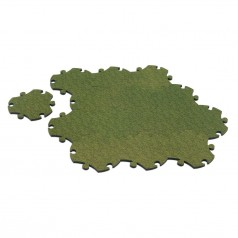 Magis Me Too linkable Puzzle Carpet rug