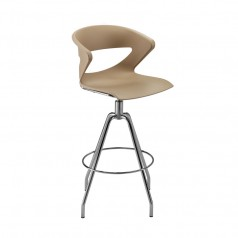 Kastel Kicca Swivel Bar Stool (Spider Leg)