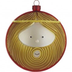 Alessi Giuseppe christmas bauble