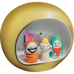 A di Alessi Presepe nativity set