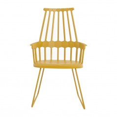 Kartell Comback Sled armchair