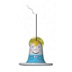 A di Alessi Angelo Figurine and Incense Burner
