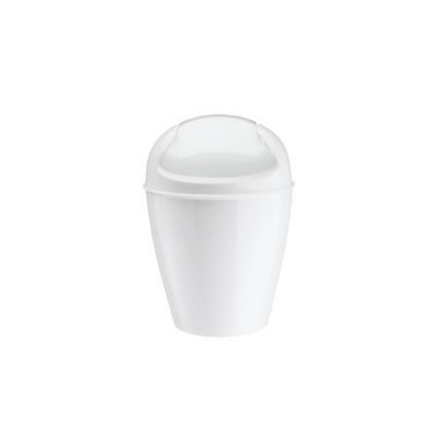 Koziol DEL XXS Tiny Swing Top Waste Bin