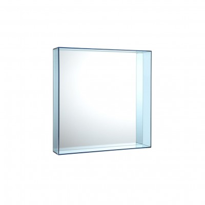 Kartell Only Me Small Square Wall Mirror