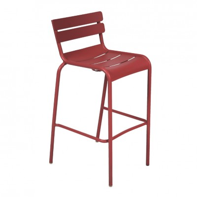 Fermob Luxembourg Bar Stool - Stackable High Chair