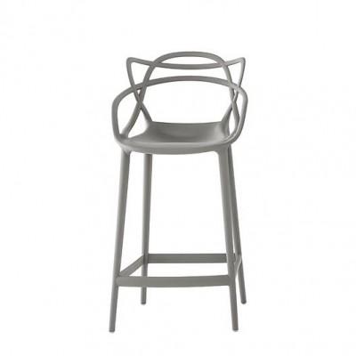 Buy Kartell Masters Short Barstool 65cm By Philippe Starck
