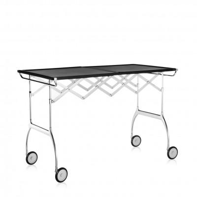 Kartell Battista Extending Trolley by Antonio Citterio / Oliver Low