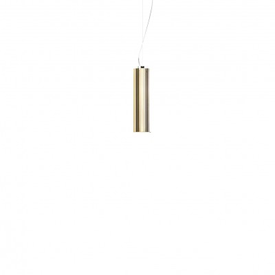 Kartell Rifly Small Metallic Pendant Light