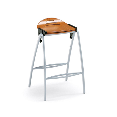 Calligaris Grillo stool & steps