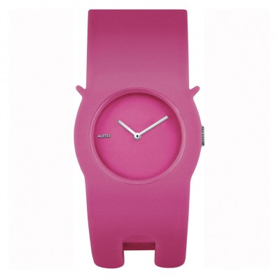 Alessi Neko Watch - Pink