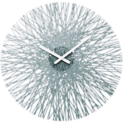 Buy Online Koziol Silk Wall Clock - With Black or White Hands