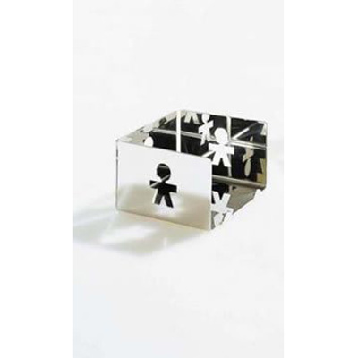 Alessi Girotondo paper holder