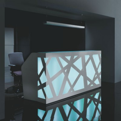MDD Zig-Zag reception desk