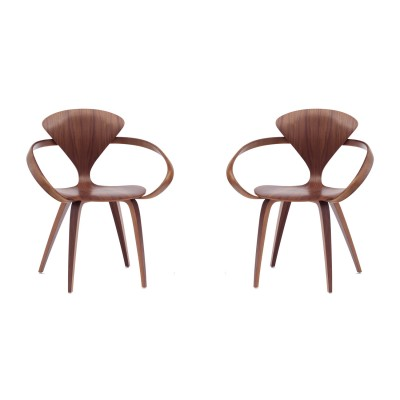 Cherner armchairs (set of 2)