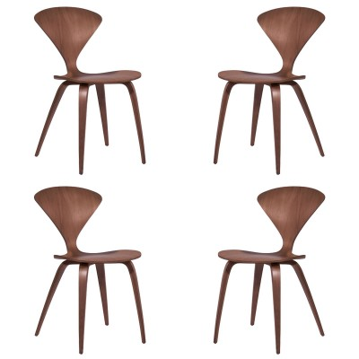 Cherner Chairs (set of 4) - An Original Norman Cherner Chair