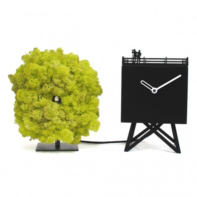 Progetti Bird Watching Cuckoo Clock - Designed by Studio Kuadra
