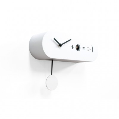 Progetti Formula Wall Clock - A Smile :-) is the Formula Solution