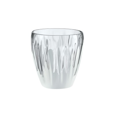 Guzzini Iris Splash Decorative Vase - Dia: 22cm - Height: 23.6cm