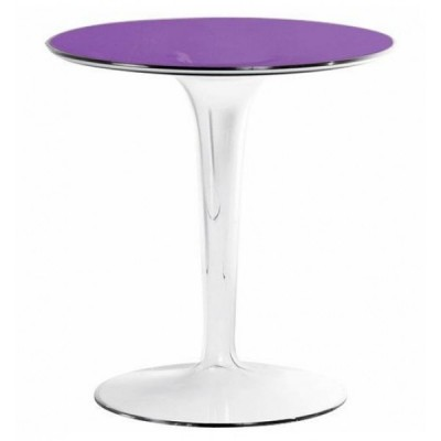 Kartell TipTop Tulip-Leg Low Table - FREE Shipping