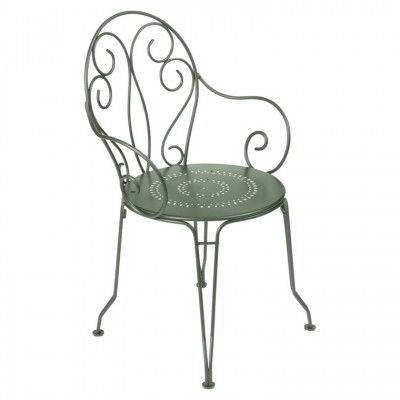 Fermob Montmartre Armchair - An Outdoor Chair Steeped in Tradition