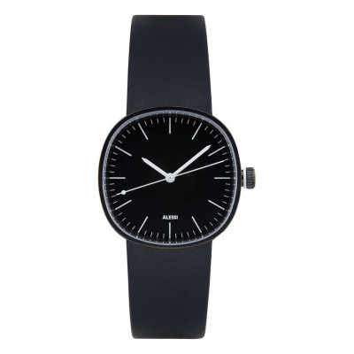 Alessi Tic15 Watch AL5051 - Black Face