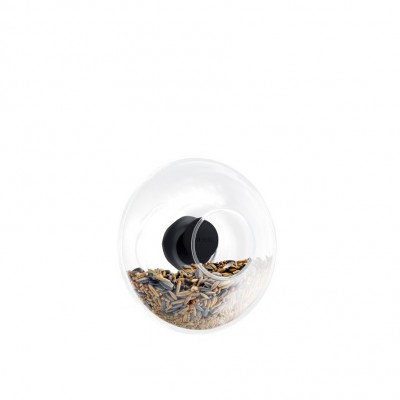 Eva Solo Window Bird Feeder - Ideal for Small Garden Birds