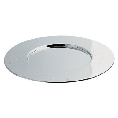 Alessi Placemat (MG03) by Michael Graves - Mirror Polished Steel