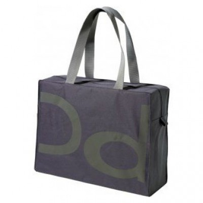 "Alessi ""City Bag"" - Grey Shopping Bag by Kristiina Lassus"