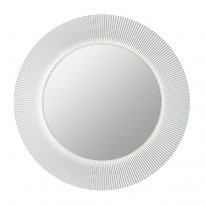 Kartell All Saints Round LED Wall Mirror - NEW FOR 2017