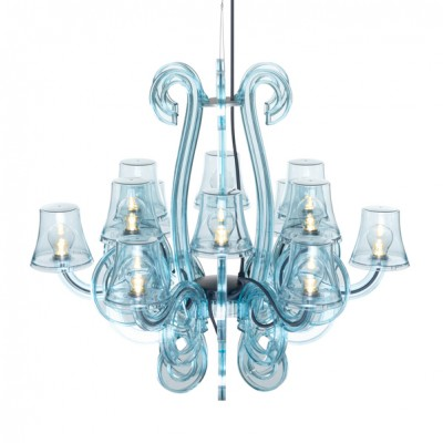 Fatboy rockcoco 120 coloured chandelier 12 lamps indoor use aloadofball Image collections